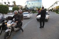 YUSUF YıLDıZ - Polisten Şüpheli Araçlara Denetim