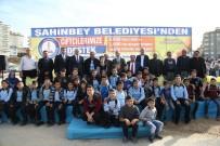 ÇAMAŞIR MAKİNASI - Şahinbey Belediyesi'nin Çiftçiye Desteği Sürüyor