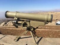PKK - Şırnak'ta Rus yapımı METİS füzesi ele geçirildi