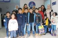 YÜZME - Suriyeli Çocuklar Yüzme Öğreniyor