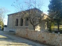 KUBBE - 'Tarihi Tepecik Camii Şekilleniyor