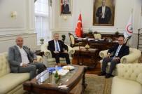 AHMET DEMIRCAN - Tekkeköy'e Yapılacak Devlet Hastanesi İçin Son Viraja Girildi
