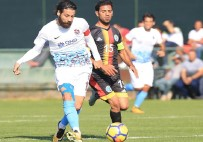 AKALAN - Trabzonspor Farklı Kazandı