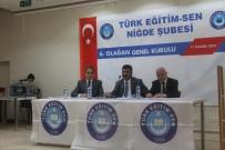 MEMUR - Türk Eğitim-Sen Genel Kurul Yaptı