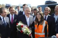 MEHMET ÇETIN - Ulaştırma, Denizcilik Ve Haberleşme Bakanı Arslan Uşak'ta