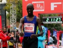 SULTAN AHMET - Vodafone 39. İstanbul Maratonu'nu Erkeklerde Abraham Kiprotich Kazandı