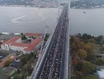 KENYA - Vodafone 39. İstanbul Maratonu'nu Kiprotich ve Chepngetich kazandı