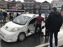 KıŞLA - Zonguldak'ta Meydana Gelen Kazalarda 2'Si Ağır 13 Kişi Yaralandı