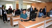 KAMU PERSONELİ - Adana Adliyesi Sınav Merkezi Oldu, 4 Bin 200 Kişi Uygulama Yaptı
