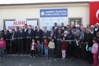 MEHMET ERDOĞAN - Almalı Mahallesindeki Sosyal Tesiste Hizmete Girdi