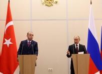 RUSYA DEVLET BAŞKANı - 'Astana Süreci Başarıyla Devam Ediyor'