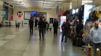 FÜNYE - Atatürk Havalimanı Metro İstasyonunda Alarm