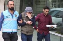 İNŞAAT MALZEMESİ - Aynı İşyerini 2 Kez Soyan Kasa Hırsızları Yakalandı