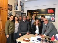 VERGİ DAİRESİ - Ayvalık Esnafına Hukuksal Destek