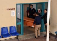 ADLİ TIP KURUMU - Babanın Öldürdüğü 2 Kız Çocuğunun Cenazesi Morgdan Aldı