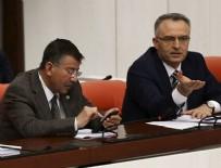 DÜNYA BANKASı - Bakan Ağbal ile HDP'li vekil arasında tartışma