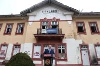 DEMİRYOLLARI - Başkan Kesimoğlu'ndan Tarihi Gar Binası Açıklaması
