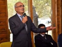 YUSUF ZIYA YıLMAZ - Başkan Yılmaz Açıklaması 'Büyük Özveriyle Çalışıyoruz'