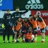 CANER ERKİN - Beşiktaş'ta Akhisar Mesaisi Başladı