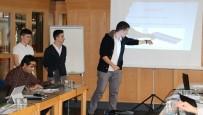 ÖZEL ÜNİVERSİTE - Bilişim Fuarı Yenilikçi Tasarımcıları 'CERN' İçin Yarışıyor