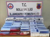 Bolu'da Jandarma Kaçakçılara Göz Açtırmadı
