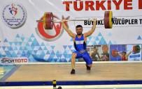 ANKARA BÜYÜKŞEHİR BELEDİYESİ - Büyükler Kulüpler Türkiye Halter Şampiyonası Adana'da Sona Erdi