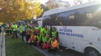 ÖLÜM YILDÖNÜMÜ - Çerçioğlu'ndan Aydınlı Bisikletçilere Araç Desteği