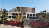 HALUK PEKŞEN - CHP Milletvekili Pekşen'den Boztepe'deki Otel İnşaatına Tepki