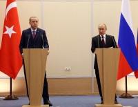 KÜLTÜR TURIZMI - Cumhurbaşkanı Erdoğan Açıklaması 'Suriye'de Siyasi Bir Çözüm Olmasında Mutabıkız'