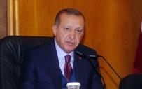YARDIM KONVOYU - Cumhurbaşkanı Erdoğan Körfez Ülkeleri Arasındaki Krizini Değerlendirdi
