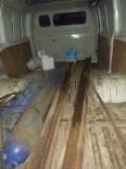 OKSİJEN KAYNAĞI - Demiryolu Rayı Çalan 3 Kişi Yakalandı