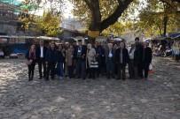 AHMET ATAÇ - Deneyimli Yurttaşlar Tarihi Mekanları Gezdi