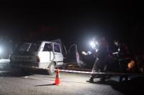 PAMUKKALE ÜNIVERSITESI - Denizli'deki Trafik Kazasında Ölenlerin Sayısı 5'E Yükseldi