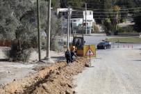 DEREKÖY - Dereköy Mahallesi'nde İçme Suyu Çalışmaları Sona Eriyor
