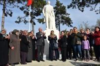 ATATÜRK HEYKELİ - Doğruk Karacamurat Mahallesi Atatürk Anıtına Kavuştu
