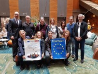 SUBAŞı - ERASMUS Stratejik Bilgi Ortaklığı Projesi Üçüncü Uluslararası Toplantısı Berlin'de Gerçekleştirildi