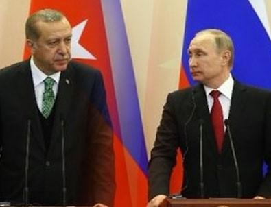 Erdoğan-Putin görüşmesi bitti! İki liderden önemli açıklamalar