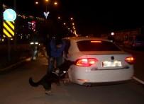 UYUŞTURUCUYLA MÜCADELE - Erzurum Polisinden Gece Yarısı 'Huzur' Uygulaması
