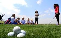 EĞLENCE MERKEZİ - Erzurumluların Yeni Tutkusu Golf