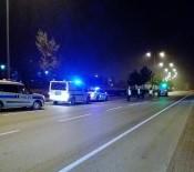KAZANKAYA - Eskişehir'de Trafik Kazası Açıklaması 2 Ölü, 2 Yaralı