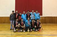 GÖRME ENGELLİLER - Eskişehir Görme Engelliler Spor Kulübü Şampiyon Oldu