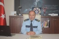 EMNİYET AMİRİ - Espiye İlçe Emniyet Müdürü Olarak Atanan Ali Osman Hal Görevine Başladı.