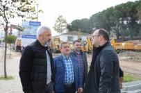 ENVER YıLMAZ - Fatsa Huzurevi İnşaatında Sona Yaklaşıldı