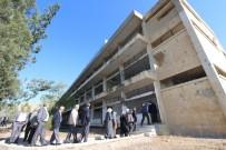 KUZEY KIBRIS - Gazi Oldukları Topraklarla 43 Yıl Sonra Buluştular