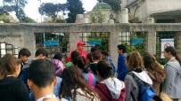 SIMURG - Genç Kaşifler Eyüpsultan'ı Keşfediyor