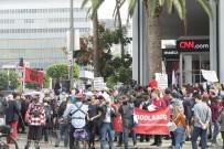KALIFORNIYA - Harvey Weinstein'ı Protestolar Sürüyor