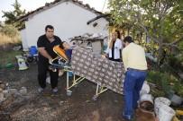SOSYAL BELEDİYECİLİK - 'Hasta Nakil' Ambulansı 361 Kişiye Hizmet Verdi