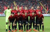 İSMAIL KÖYBAŞı - Hazırlık Maçı Açıklaması Türkiye Açıklaması 0 - Arnavutluk Açıklaması 2 (İlk Yarı)