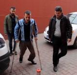 HIPERAKTIF - Hiperaktif Oğlunu Boğarak Öldüren Engelli Baba Adliyeye Sevk Edildi