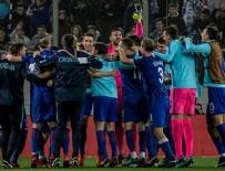 SIRBİSTAN - Hırvatistan Dünya Kupası'nda
